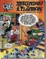P00145 - Mortadelo y Filemon  - El oscar del moro.howtoarsenio.blogspot.com #145