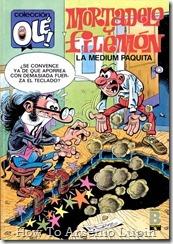 P00023 - Mortadelo y Filemon Otros #22