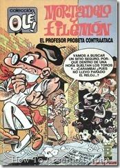 P00014 - Mortadelo y Filemon Otros #13