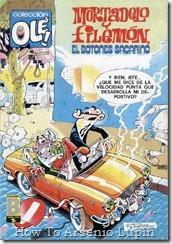 P00029 - Mortadelo y Filemon Otros #28