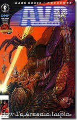 Aliens vs Predator - La Red