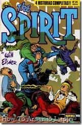 P00025 - The Spirit #25