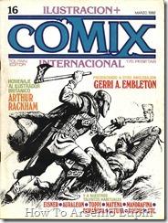 P00016 - Comix Internacional #16