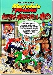 P00009 - Mortadelo y Filemón #187
