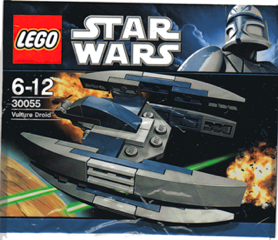 LEGO: 30055 Droid Fighter