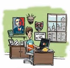 Qu'apprend-t-on sur vous à partir de votre adresse mail
