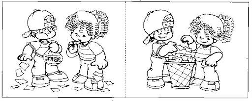 Respetar Las Normas Dibujos Para Colorear Sobre Normas