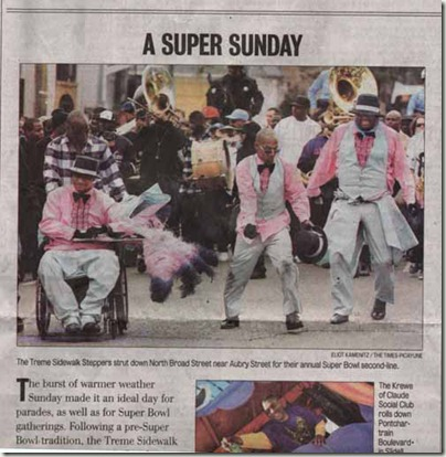 treme sidewalk steppers