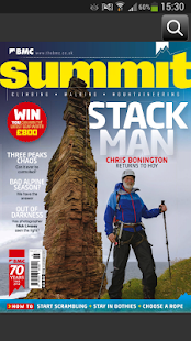 Summit Magazine - screenshot thumbnail
