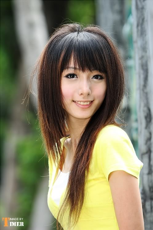 Nina Chen Yuwen (陈郁雯) from Taiwan - Lenglui #45 | Pretty