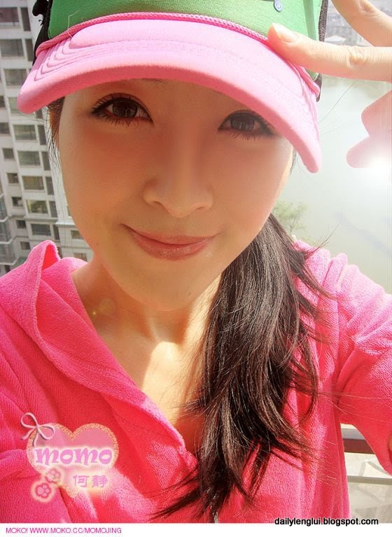 He Jing (何静) / MomoJing from Hebei, China - Lenglui #18