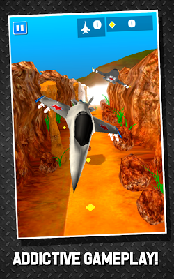 Vector Air Run - screenshot