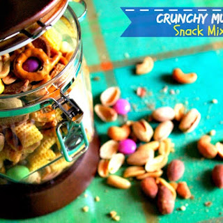 Crunchy Munchy Snack Mix