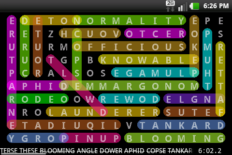 Search 4 Words