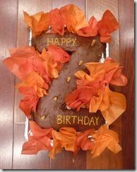 Judah's 5th birthday 021