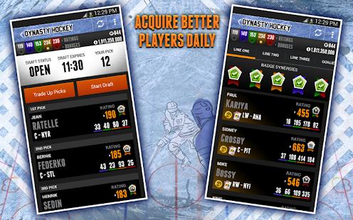Dynasty Hockey 體育競技 App-愛順發玩APP