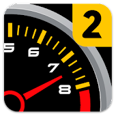 Race Clock 2 HD Widgets + WP