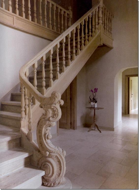 Boiserie c lo charme di una casa in belgio for Interni di charme