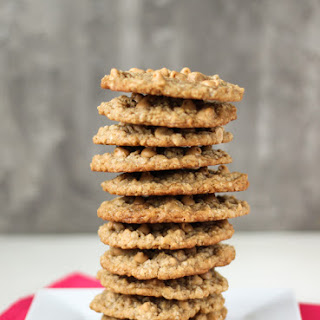 Oatmeal Peanut Butter Chip Cookies.
