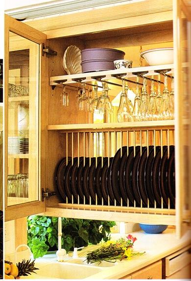 Designing Your Dream Home: Kitchen: Vertical Storage ...