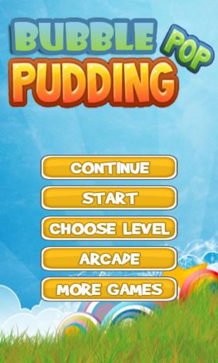 Bubble Pudding POP