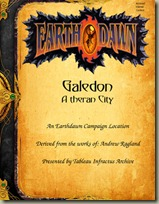 Galedon - A Theran City