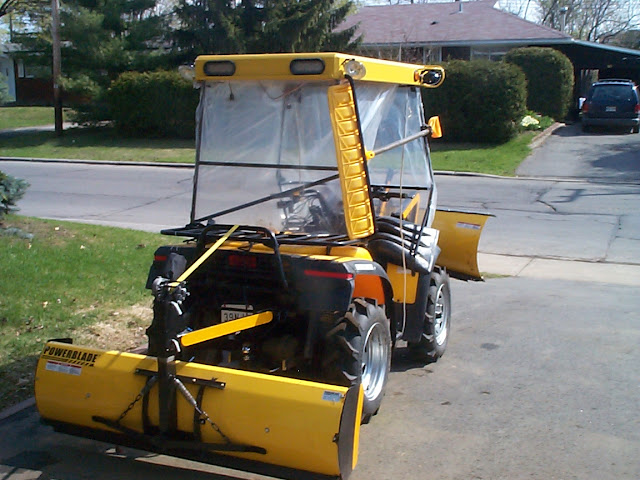 2001 Traxter Stalling - General Can-Am ATV - can-am ATV