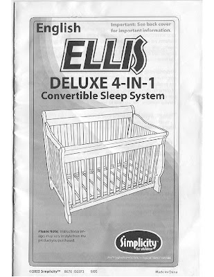 Instructions for converting crib to toddler bed crib toddler bed.