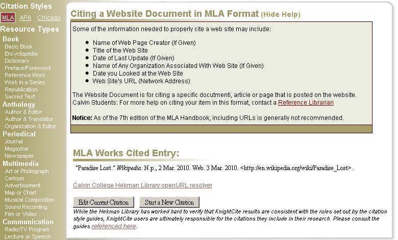How to Cite US Government Documents in MLA, APA Citation Style: Home