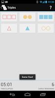 Screenshot of Triples