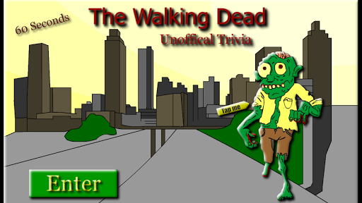 The Walking Dead Trivia