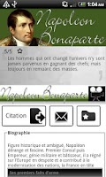 Screenshot of Napoleon Bonaparte