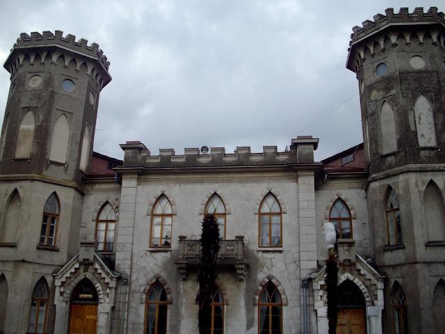Палац князя Голіцина у Гаспрі