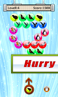 Screenshot of Bird Bubble Shooter