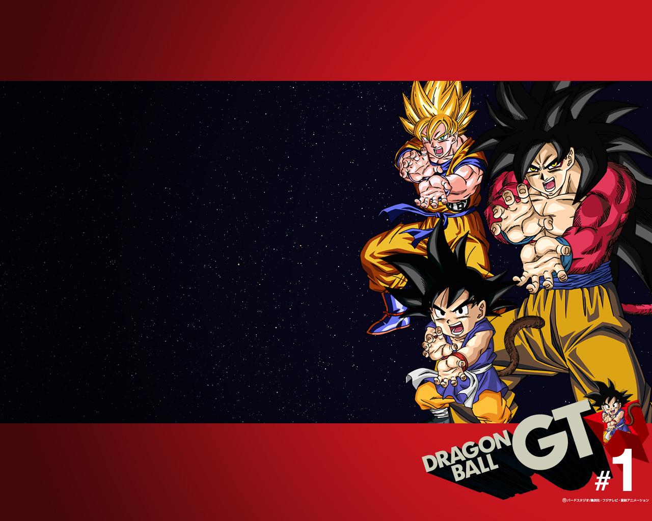 Dragon Ball Gt Thumbgal