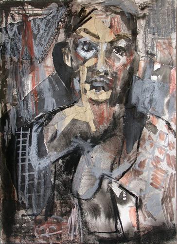 Portrait in Gray