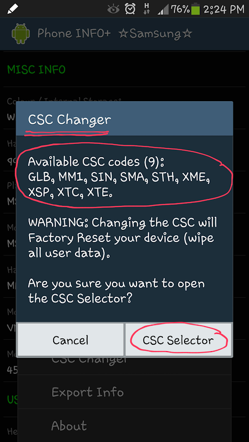 Now Check Ur Device Is Original Or Not [Only For Samsung]