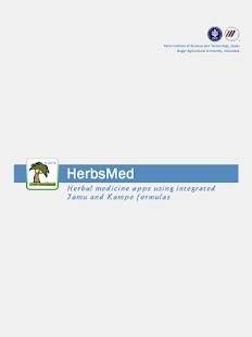 HerbsMed Jamu and Kampo