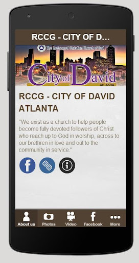 RCCG - CITY OF DAVID ATLANTA