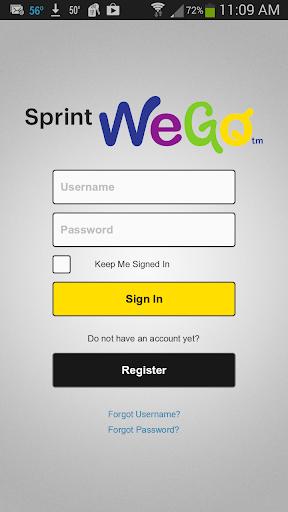 Sprint WeGo