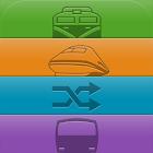 雙鐵時刻表(台鐵、高鐵、搶票、公車、轉乘、捷運) icon