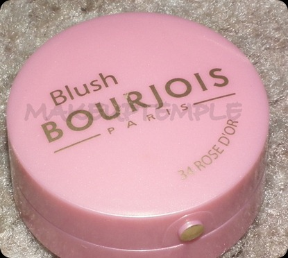 BOURJOIS ROSE D OR