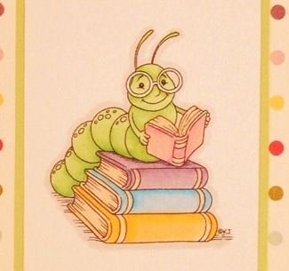 CCC challenge 143 - bookworm (close up 2)