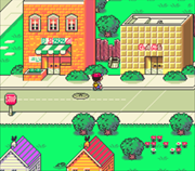 EarthBound - Onett 07