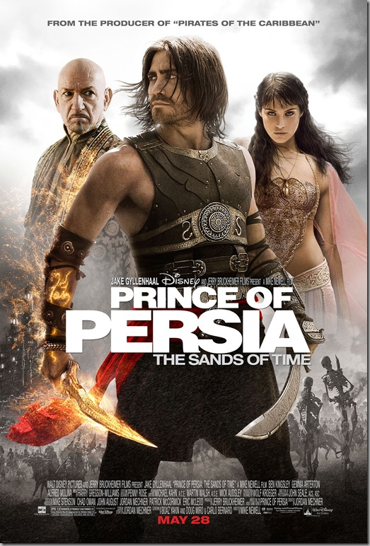 PRINCE OF PERSIA Poster [click to enlarge]