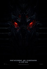 Transformers:ROTF Teaser Poster [click to enlarge]