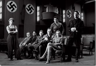 [Click for addition promo pics for INGLOURIOUS BASTERDS]