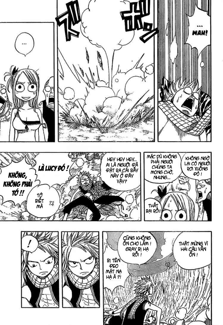 Fairy Tail Chap 31