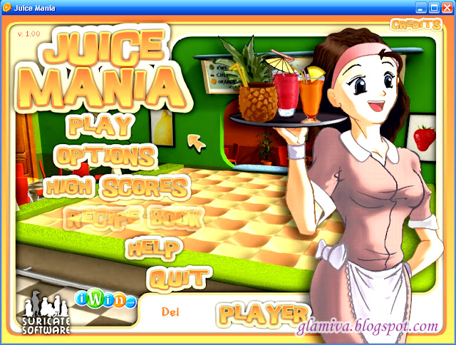 review game juice mania from iwin 2010