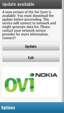 Nokia Ovi Store client Updated to v1 08(6) - ThePocketTech